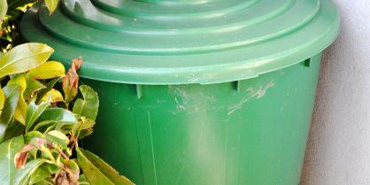 Récupérer l'eau de pluie grâce à des cuves extérieures