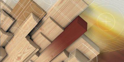Les tasseaux, des pièces en bois très pratiques
