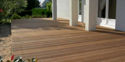Pourquoi choisir une terrasse en bois ?
