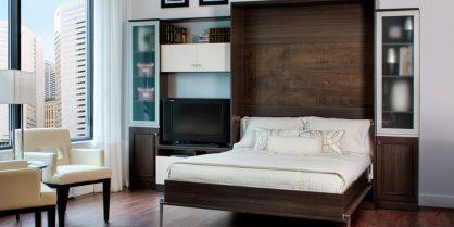 6 raisons d'acheter un lit mural