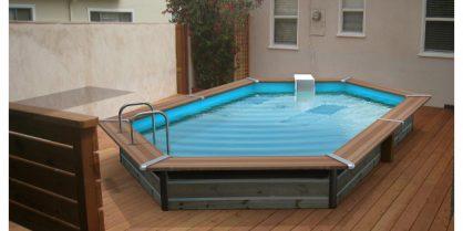 Les piscines hors-sol : des piscines qui s'assemblent mais ne se ressemblent pas
