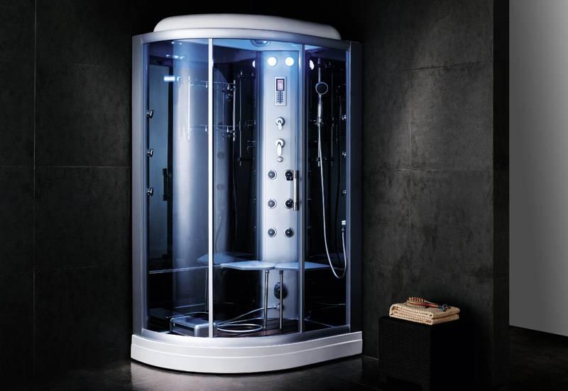 Douche détente