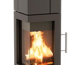 Le poêle à bois, un système de chauffage efficace et peu contraignant