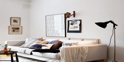 Salon cosy : optez pour une ambiance scandinave