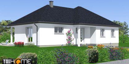 Construire une maison de plain-pied