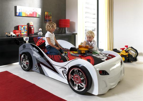 Lit voiture enfant