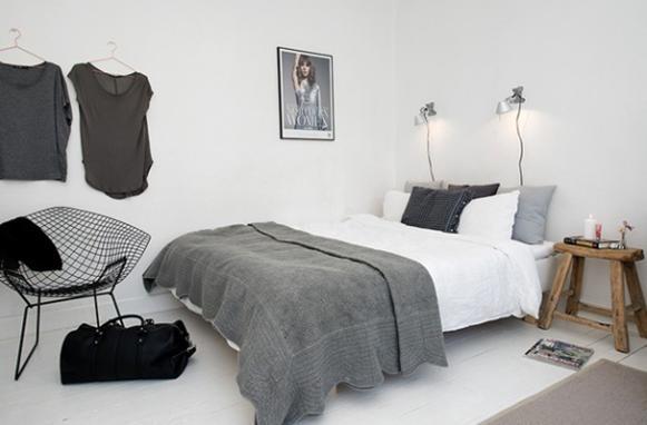 Deco-chambre-gris-minimaliste