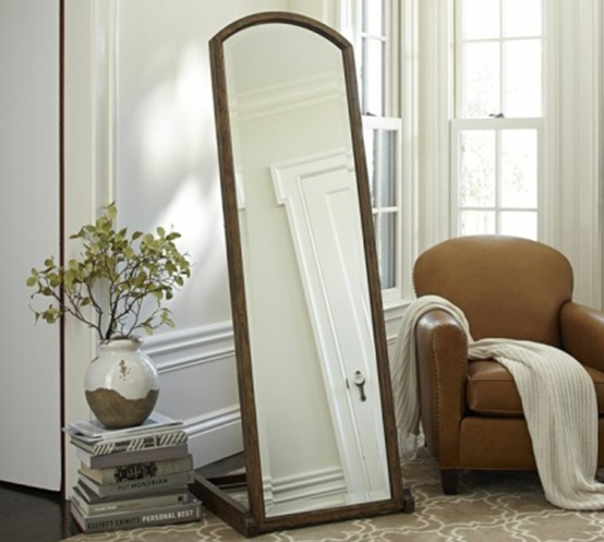 Fauteuil-chambre-miroir