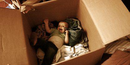 Comment bien stocker les affaires de bébé ?