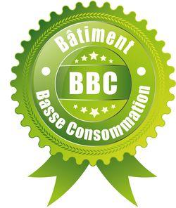 Label BBC Bâtiment basse consommation