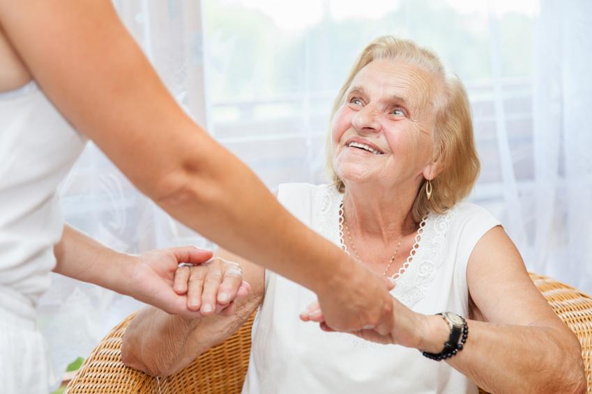Aide à la sécurité des personnes âgées