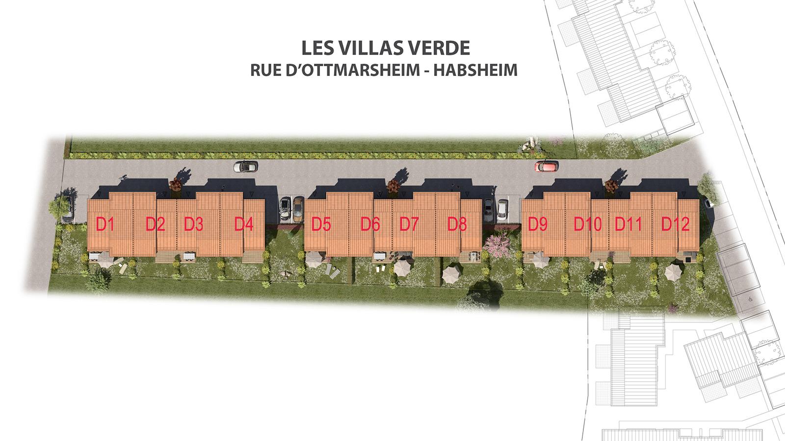 Maison Habsheim Sérénité Résidences