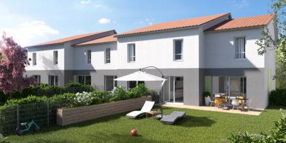 Nouveau programme immobilier neuf Les Villas Verde à Habsheim !